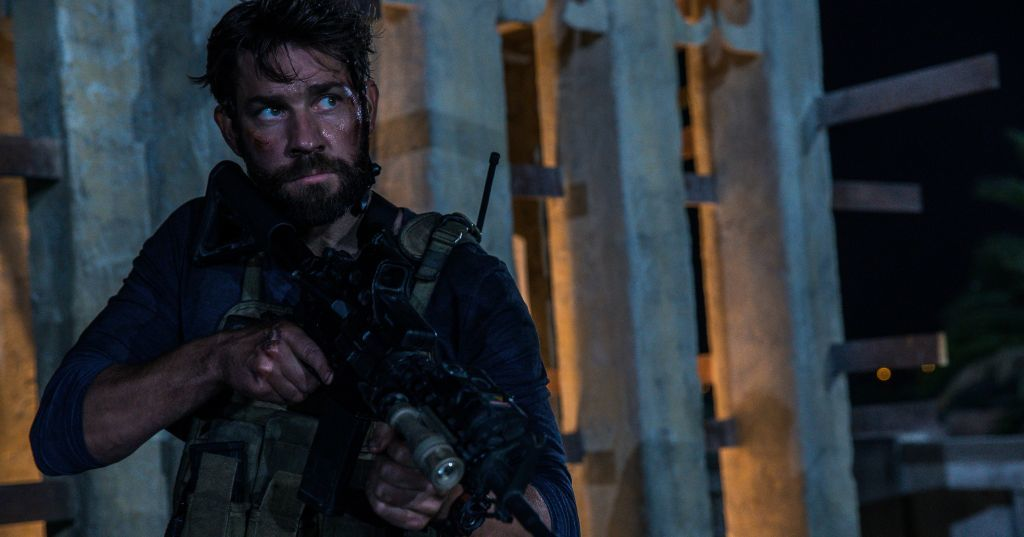 13 Hours: The Secret Soldiers of Benghazi (2016) image