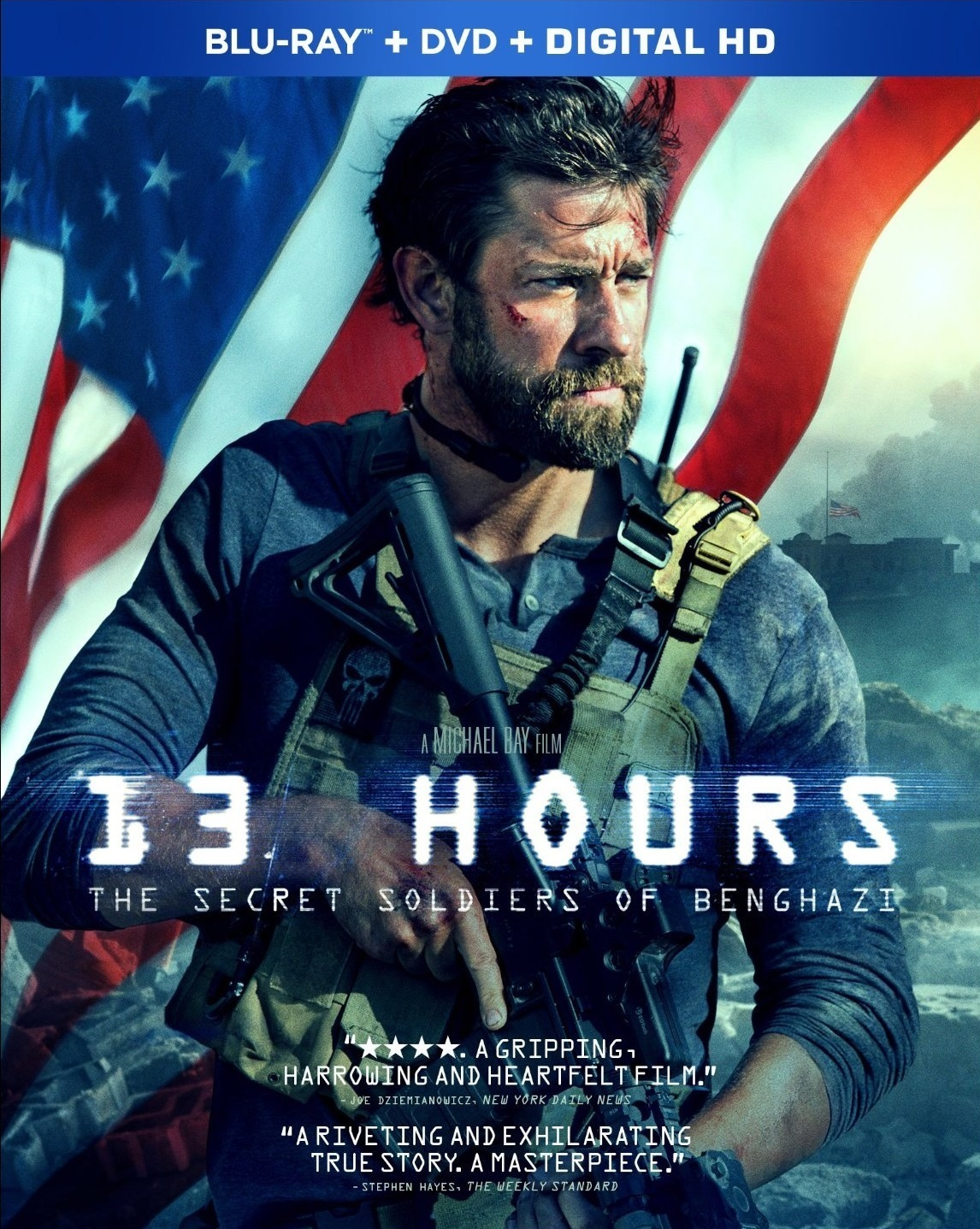 13 Hours: The Secret Soldiers of Benghazi (2016) poster image