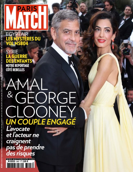 Paris Match N°3497 - 26 Mai au 1 Juin 2016