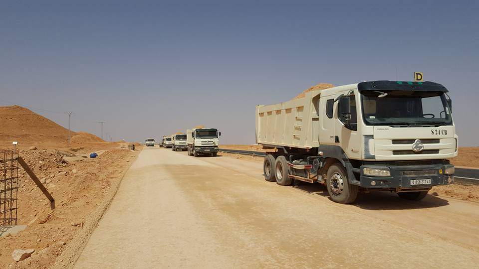 مشاريع المنشأت القاعدية بالجزائر 160526043300411663