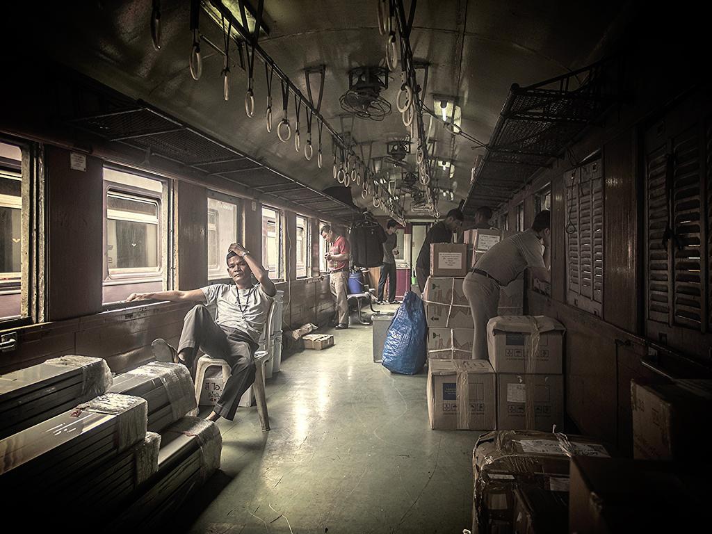 les employés du train ...  16052607390811242