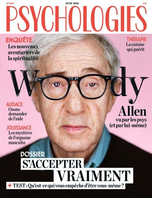 Psychologies France N°363 - Juin 2016