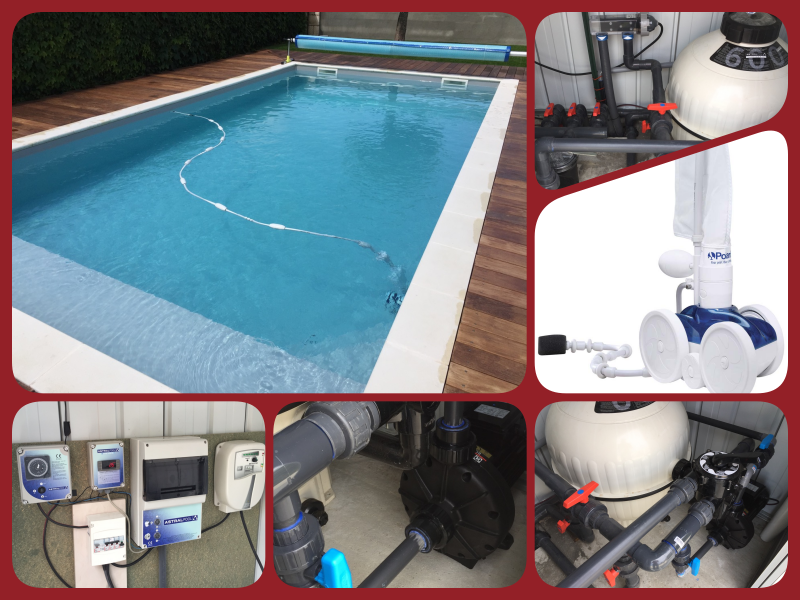Installation surpresseur robot polaris 280 coffret for Robot piscine polaris 280