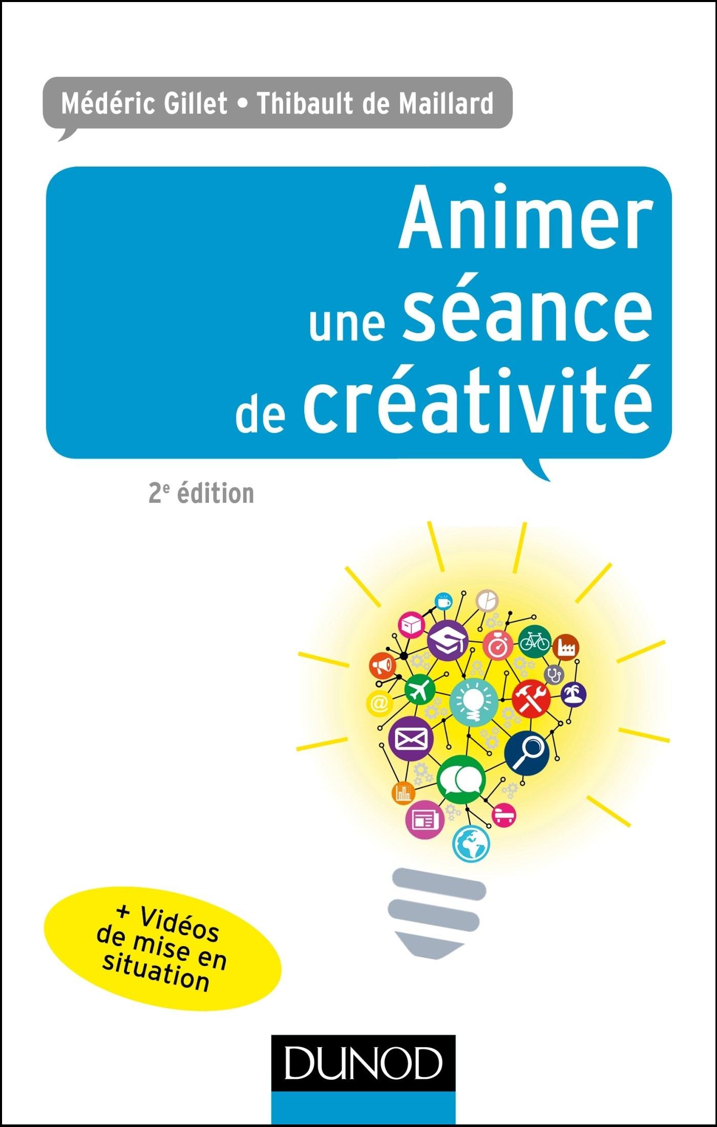 Animer une séance de créativité