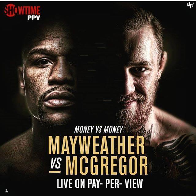 MAEWHEATER VS MAC GREGOR