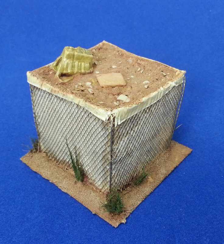 (denis simon) fabrication de Bastion Wall 160603053518317359