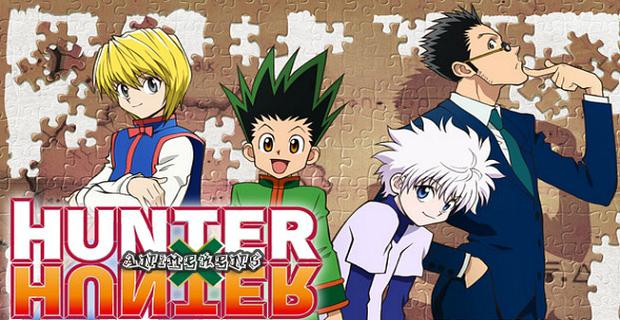 Hunter x Hunter  160604033325668473