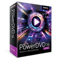 Poster for CyberLink PowerDVD Ultra v16.0.1510.60
