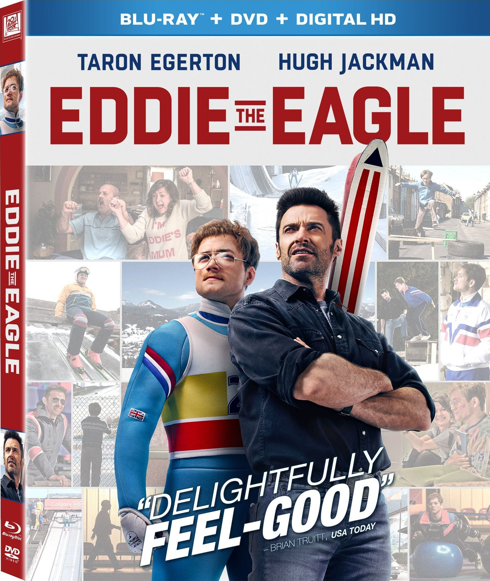 Eddie the Eagle (2016) poster image
