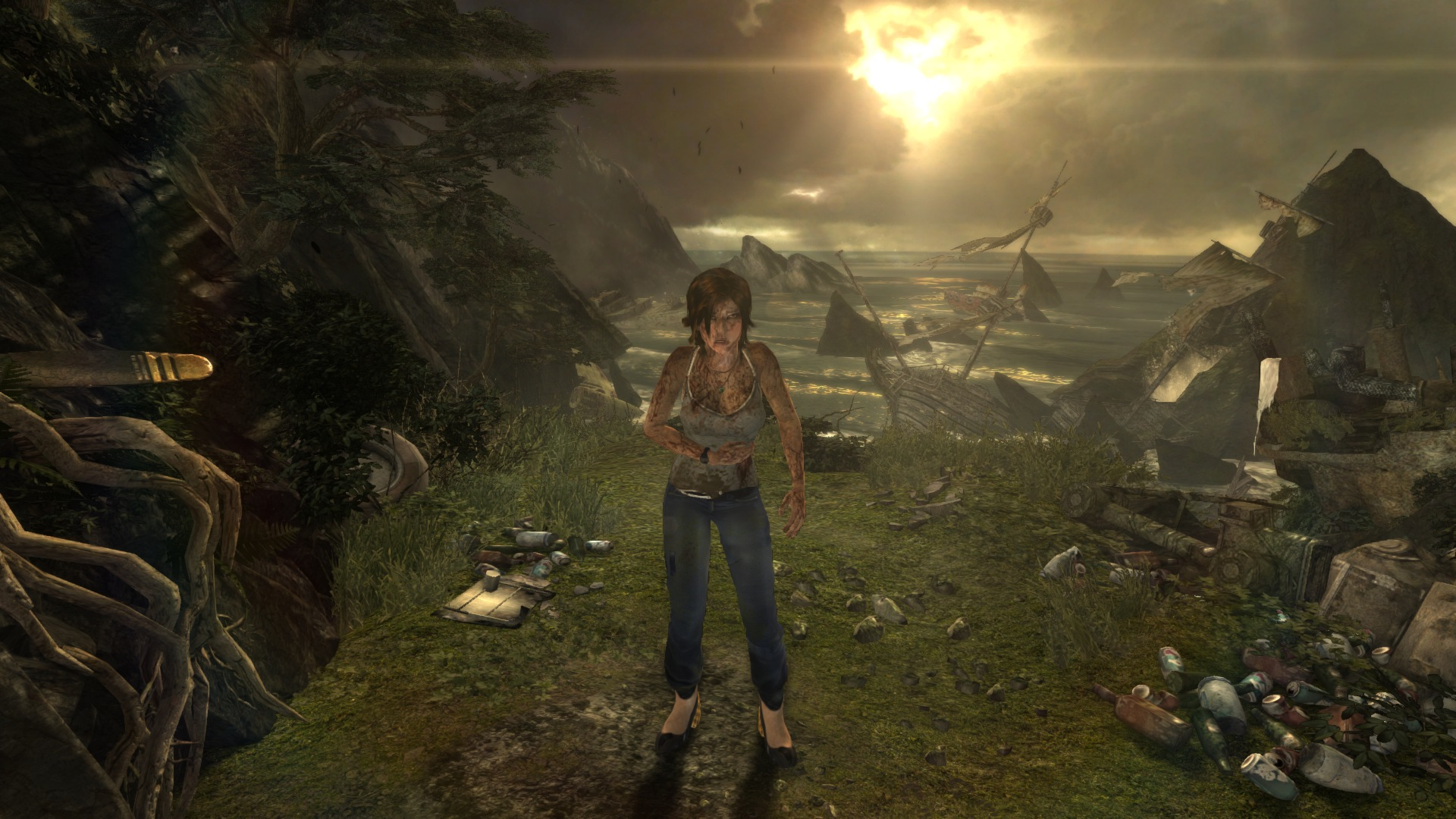 Tomb Raider mod zippyshare