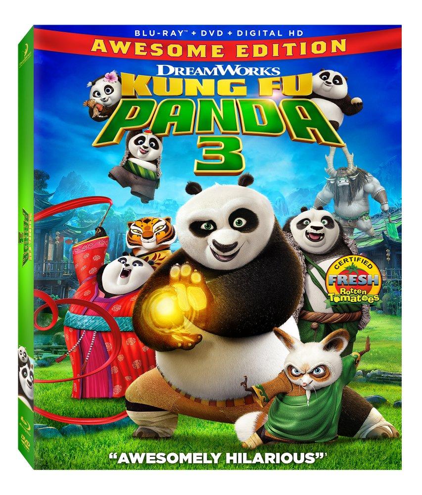 Kung Fu Panda 3 (2016) poster image
