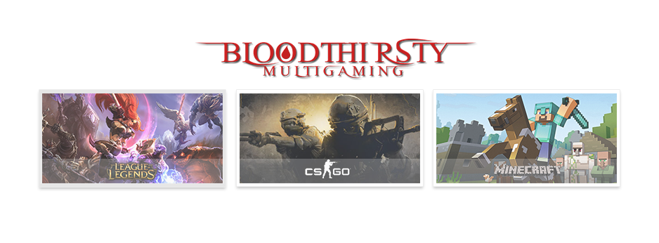 Bloodthirsty Multigaming