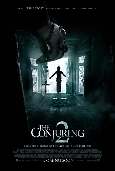 The Conjuring 2 2016 HD-TS x264 AC3-CPG