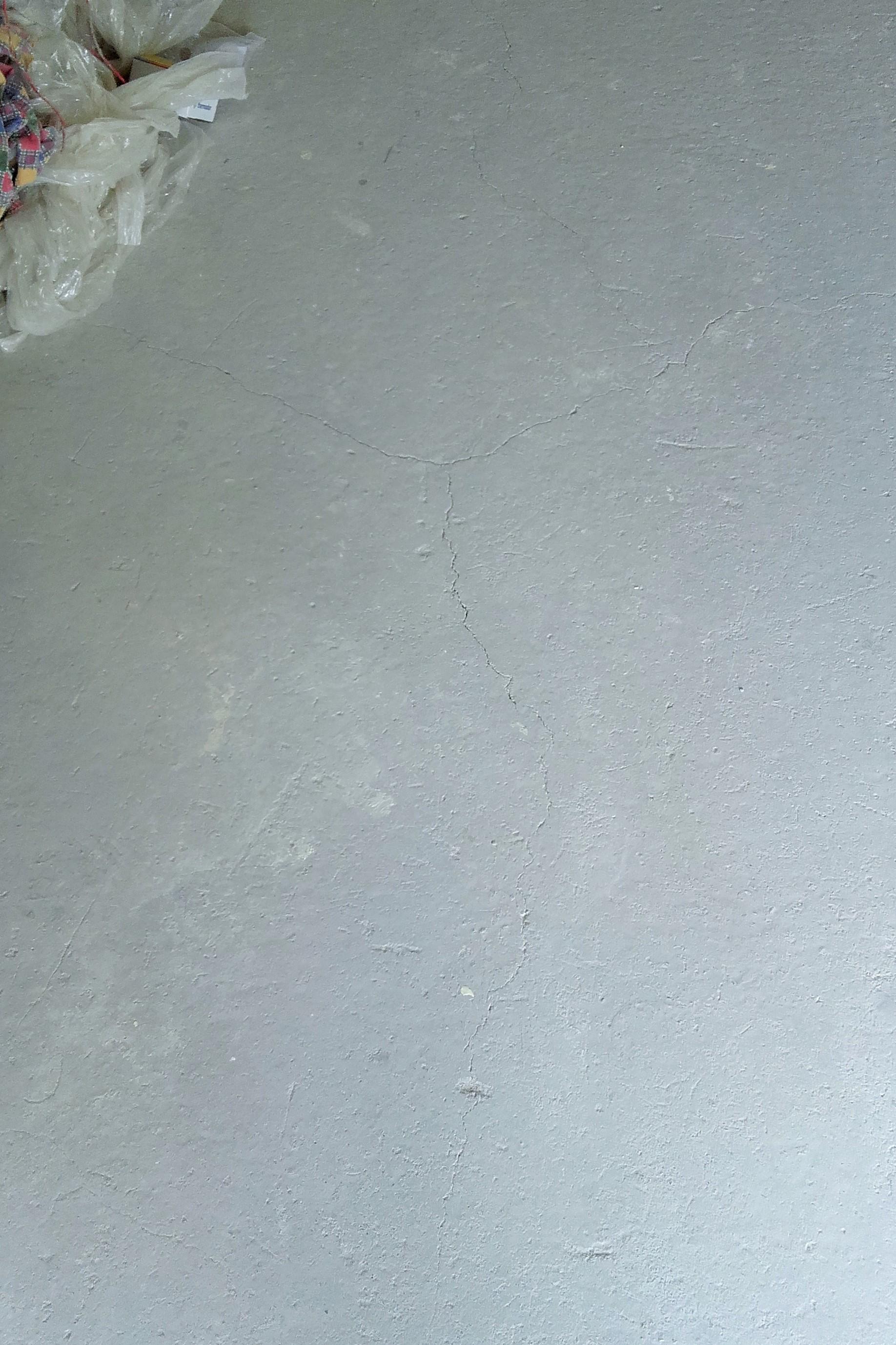 Multiples fissures dalle de garage 9 messages for Fissure sol garage