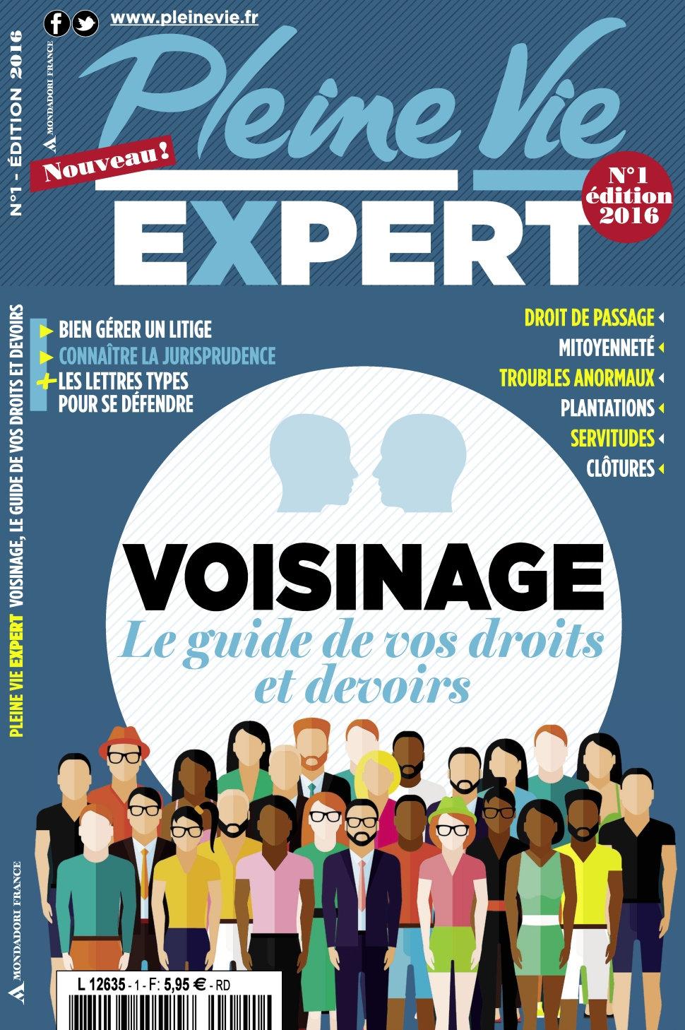 Pleine Vie Expert N°1 - Edition 2016
