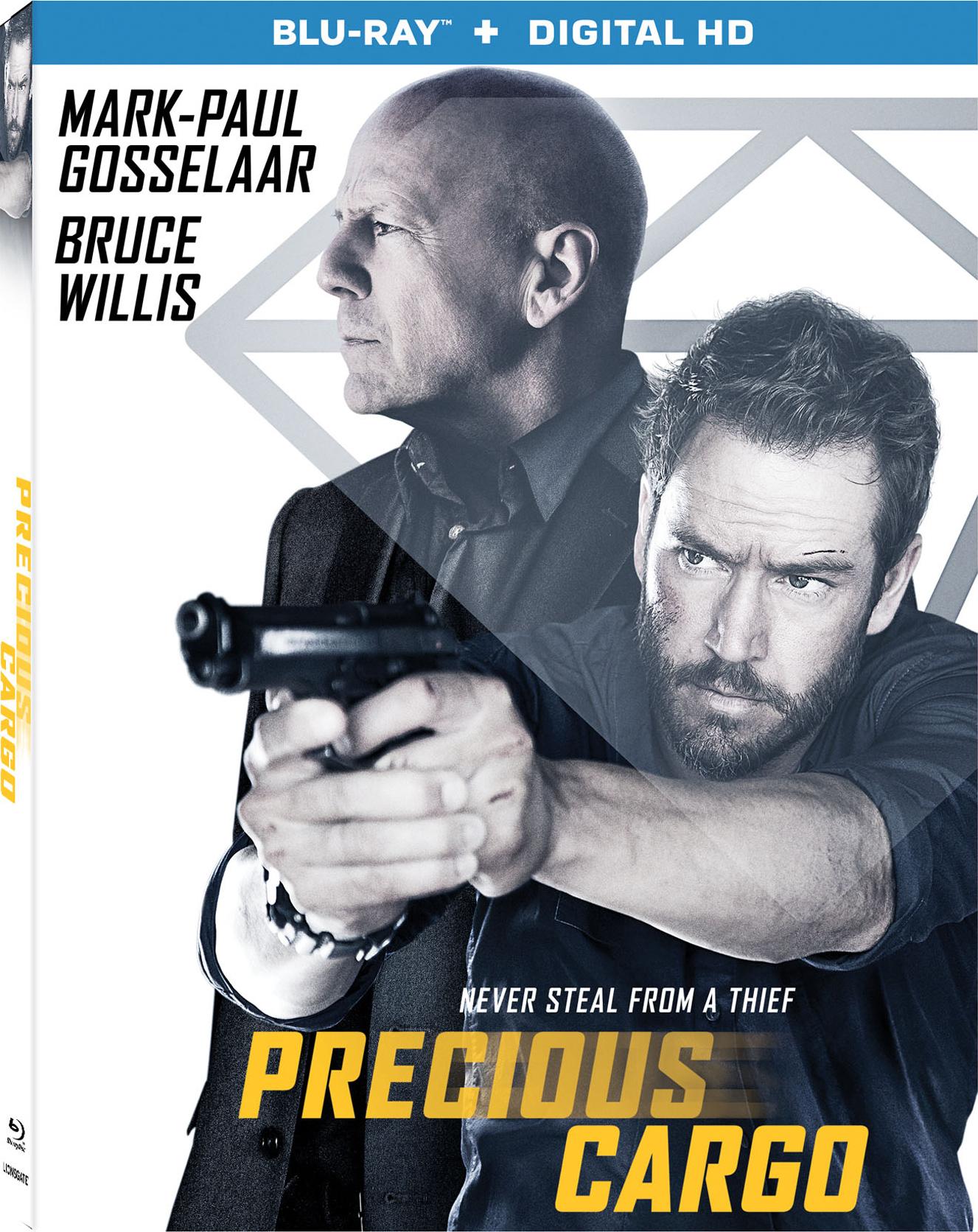 Precious Cargo (2016) poster image