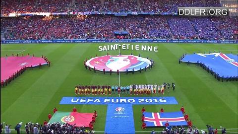 Portugal Islande Euro 2016 HDTV 720p