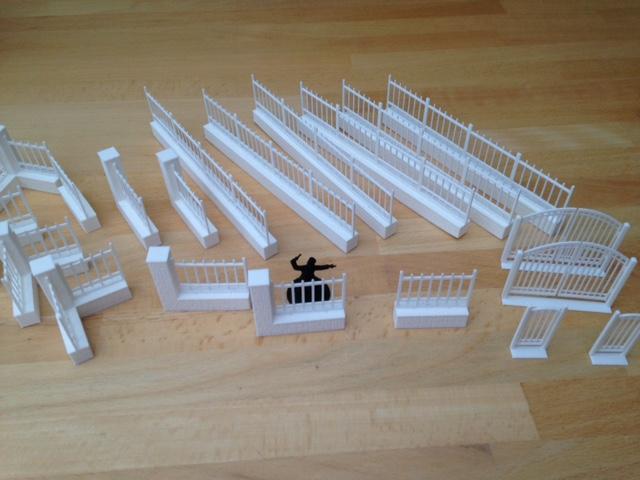 [modèle][décors] mur+grille 160616091653807482