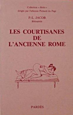 Les courtisanes de l'ancienne Rome