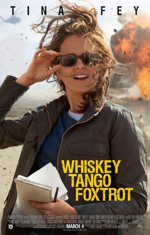 探戈,戰地,威士忌 Whiskey Tango Foxtrot