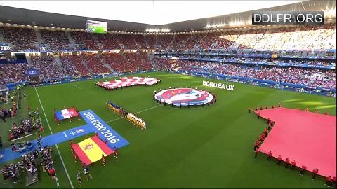 Croatie Espagne Euro 2016 HDTV 720p