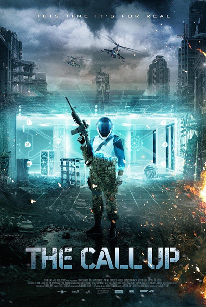 The Call Up 2016 DVDRip x264-SPOOKS