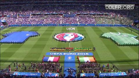 France Irlande Euro 2016 8e de finale HDTV 720p