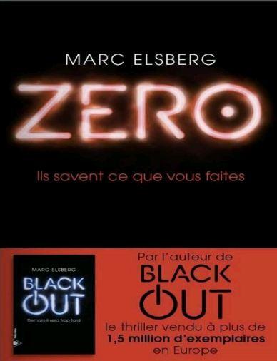 Zero - Marc Elsberg 2016