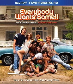 Everybody Wants Some!! (2016) poster image