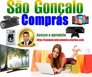 SÃO CONÇALO COMPRAS propaganda