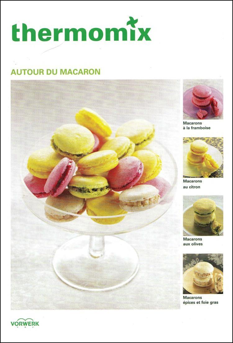 télécharger Thermomix : Autour du Macaron