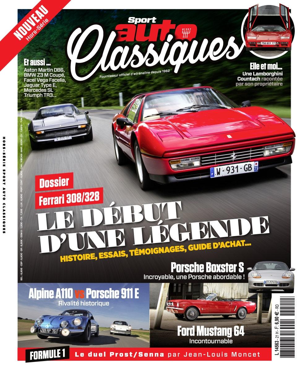 Sport Auto Hors-Série N°20 - Auto Classiques 2016