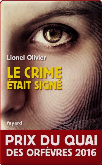 télécharger Lionel Olivier - Le crime était signé (2016)