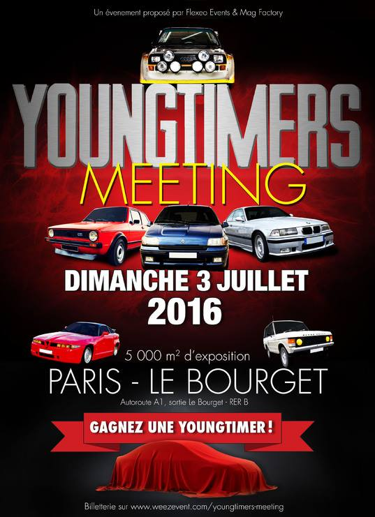 [93] Youngtimers Meeting - 3 juillet 2016 160703053732360666