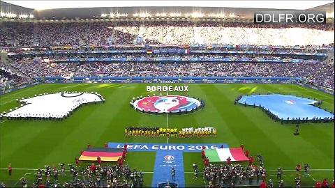 Allemagne Italie Quarts de finale Euro 2016 HDTV 720p