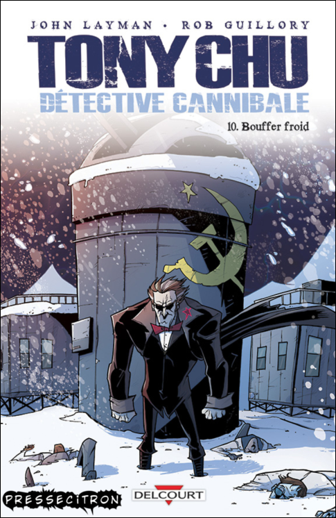 Tony Chu - Détective cannibale. Tome 10 Bouffer froid | PDF