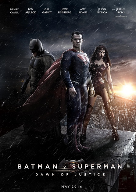 Batman v Superman: Dawn of Justice(2016) poster image