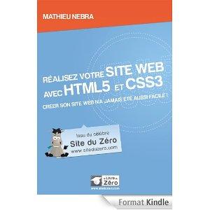 Realiser votre site web HTML5 CSS3
