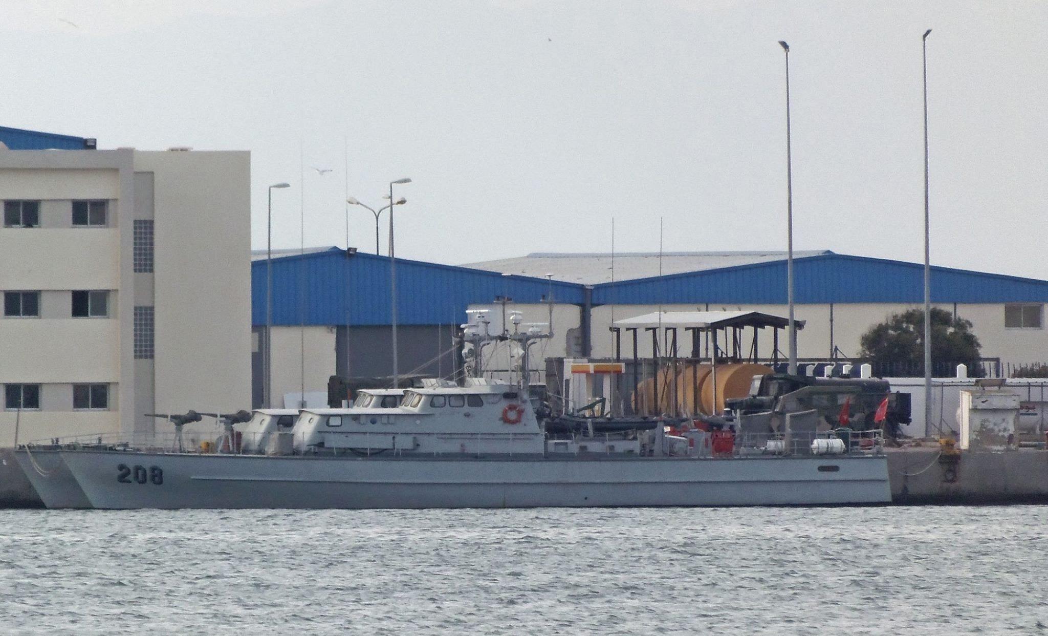 Royal Moroccan Navy Patrol Boats / Patrouilleurs de la Marine Marocaine - Page 12 160710084010867198