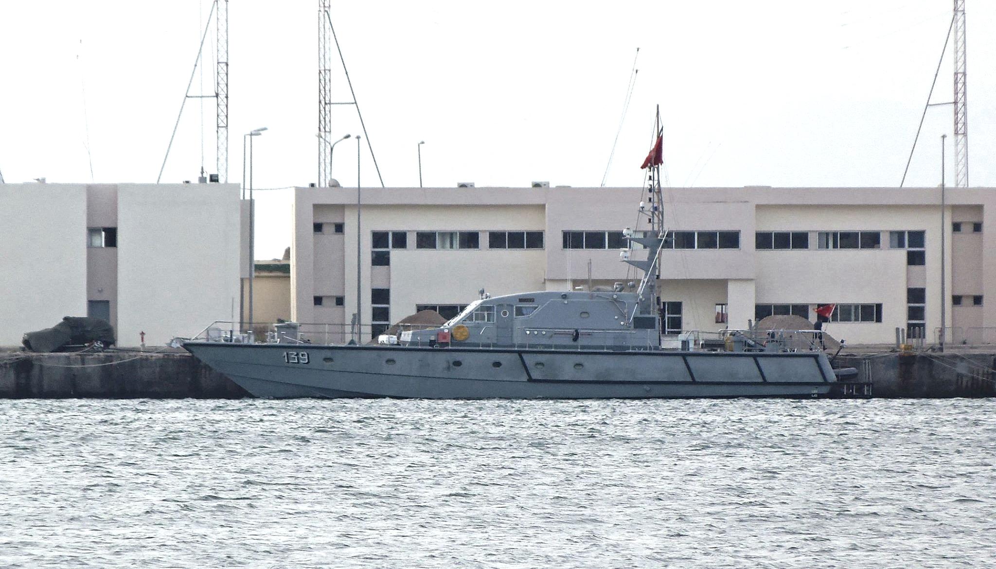 Bases et sites de la Marine Royale Marocaine - Page 2 160710084011159655