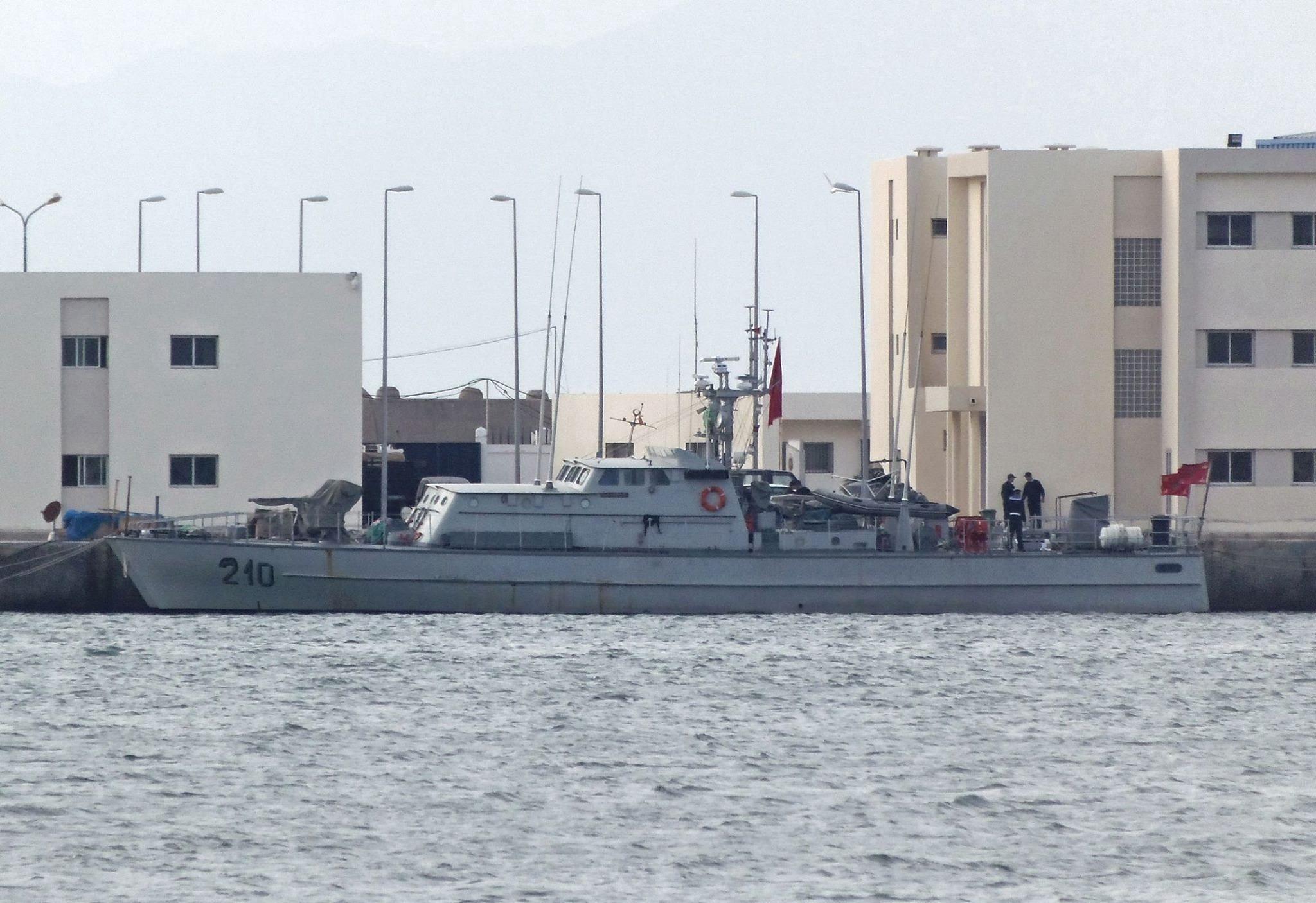 Royal Moroccan Navy Patrol Boats / Patrouilleurs de la Marine Marocaine - Page 12 160710084011501167