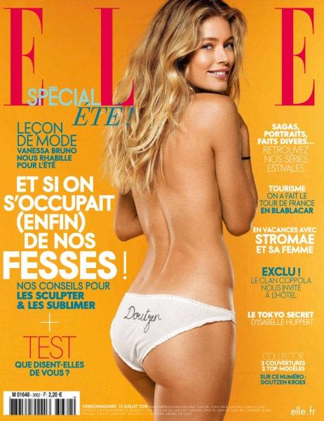 Elle France N°3682 - 15 au 21 Juillet 2016