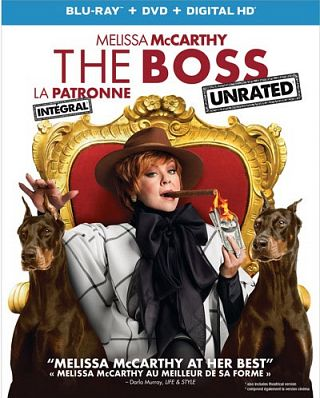 The Boss (2016) poster image
