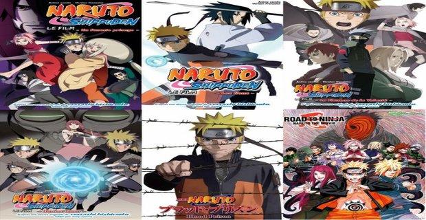 Naruto shippuden movie 6 road to ninja vf / The new worst witch