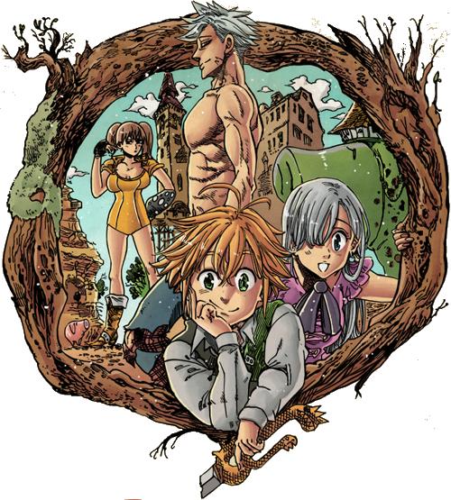 Nanatsu no Taizai RPG