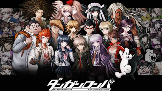Danganronpa The Animation VOSTFR