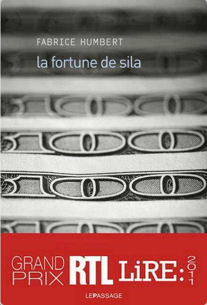 Fabrice Humbert - La Fortune de Sila