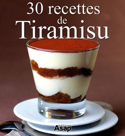 30 Recettes De Tiramisu - Sylvie Ait-Ali