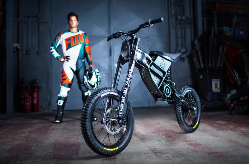 Kuberg Freerider : Un engin à mis chemin entre BMX et moto électrique ! Par Fabien (buzzecolo.com)                                          16072503504996736