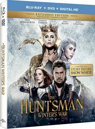 The Huntsman: Winter poster image
